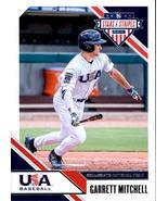 Garrett Mitchell 2020 Panini Stars & Stripes Card #75 - $0.99
