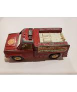 Tootsie Toy Vintage Bio Equipment Truck Made In Chicago USA - $5.00