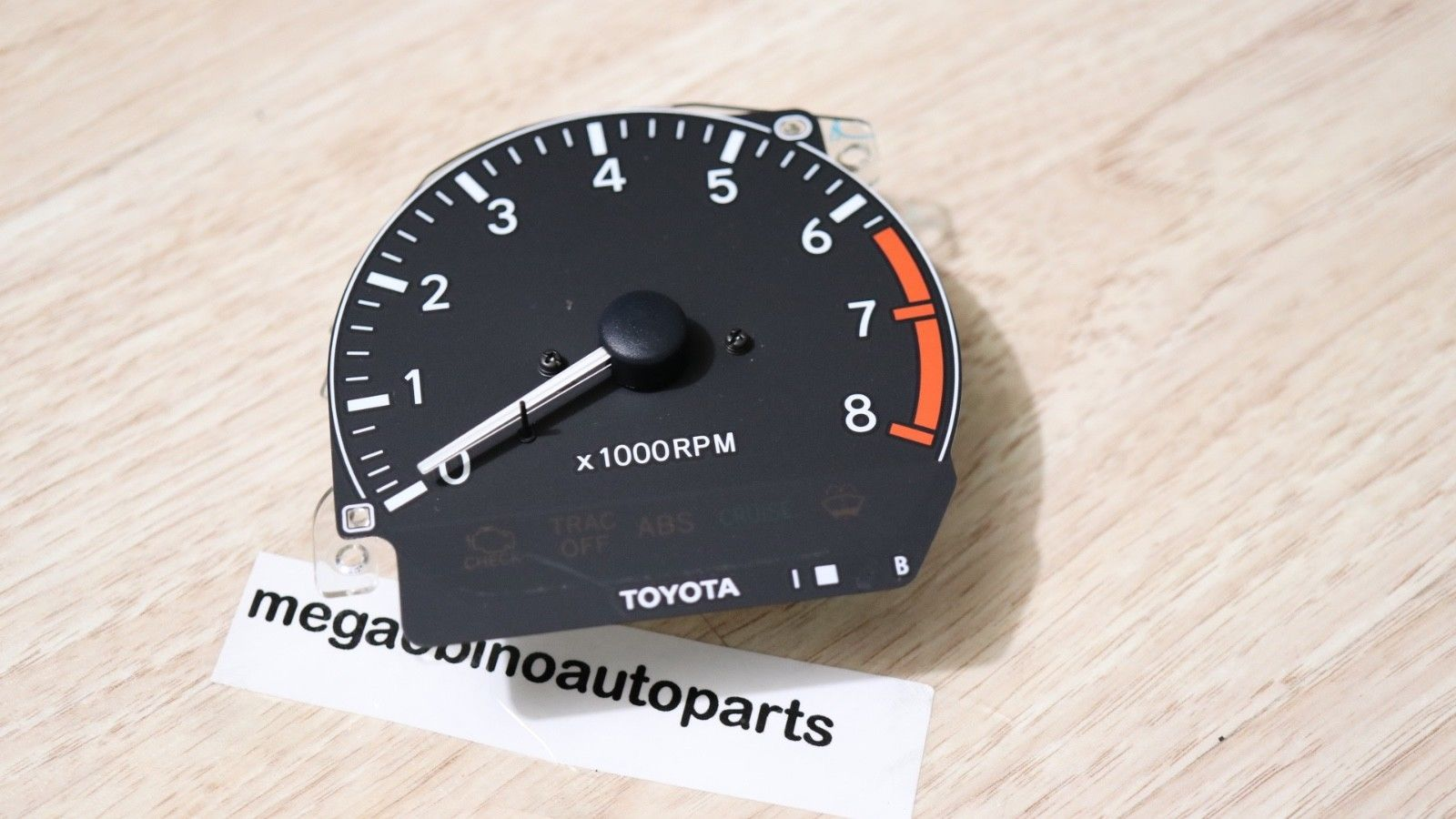 Primary image for 1997-2001 TOYOTA CAMRY INSTRUMENT CLUSTER TACH RPM FEO d6 /3