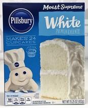 Pillsbury Moist Supreme White Cake Mix 15.25 oz - $4.00