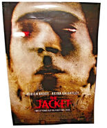 2005 THE JACKET Signed 27x40 Movie Poster ADRIEN BRODY KEIRA KNIGHTLY ty... - $49.99