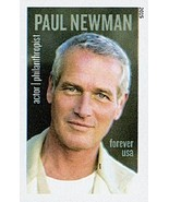 2015 49c Paul Newman, Actor, Philanthropist, Imperforate Scott 5020a Min... - $2.54