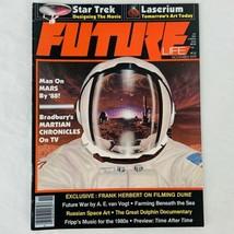 Future Life #14 Nov 1979  Man on Mars by 1988 Martian Chronicles Star Trek  - $9.50