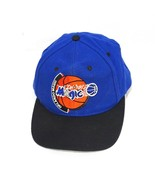 Vintage The Game NBA Orlando Magic Cap Men Women One Size Blue Acrylic - $29.69
