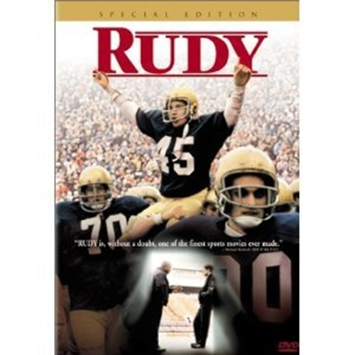 Rudy   dvd