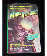 Tim Burton Mars Attacks Novel - $16.99