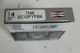 Champion RC10PYPB4 Double Platinum Power Spark Plugs Pack of 4 New image 2