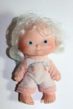"Vintage Strawberry Shortcake 1979 Original Baby Apricot Doll 4"" tall - $5.99"