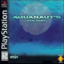 Aquanauts Holiday - PlayStation - $91.65