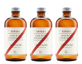 Jack Rudy Cocktail Extra Bitter Tonic 3 Pack - $79.05