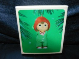 "Hallmark Keepsake ""Muffin"" 1984 Ornament NEW - $6.63"