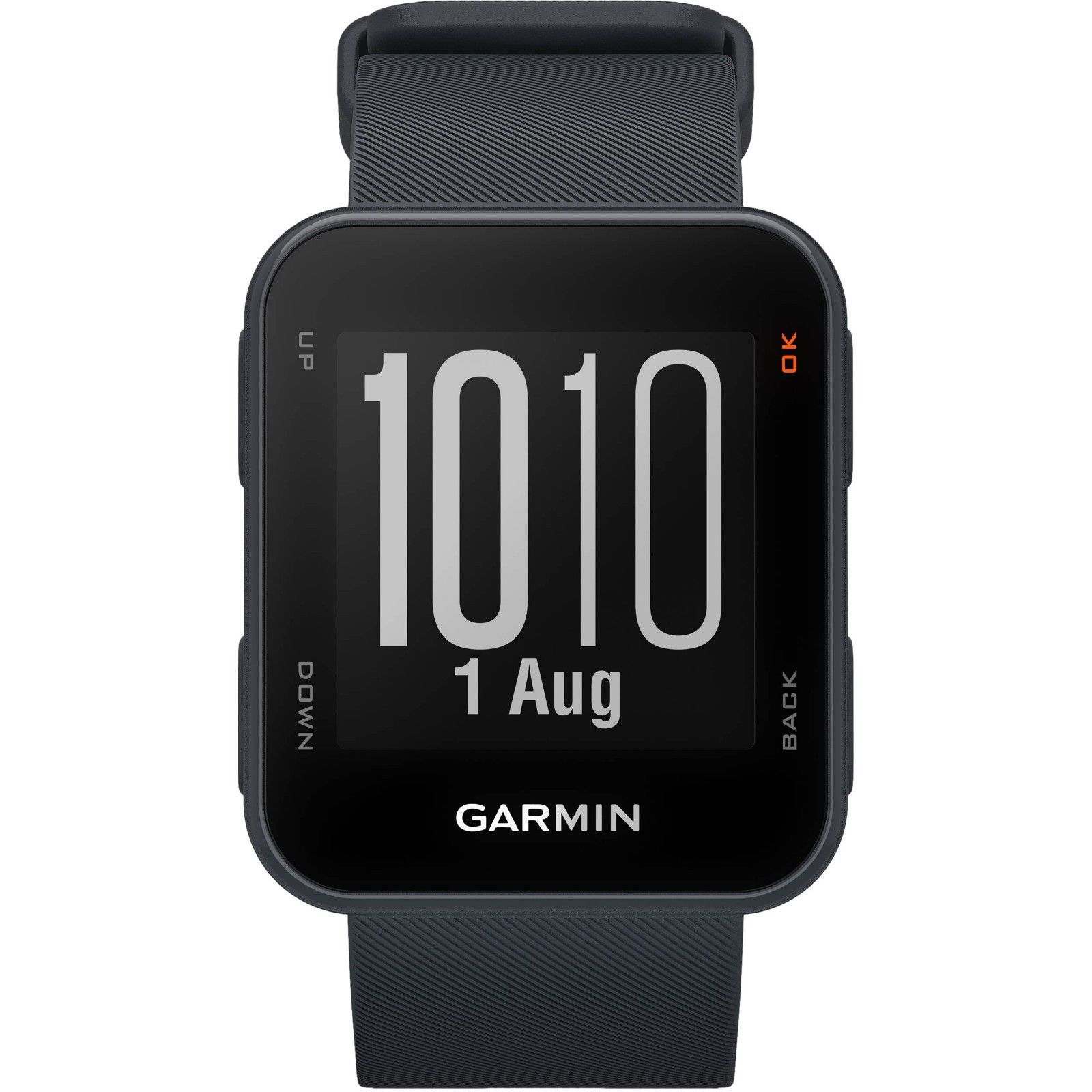 Garmin Approach S10 Lightweight Rechargeable GPS Golf Watch - Granite Blue