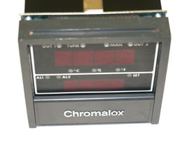 NEW CHROMALOX 2001-10201 TEMPERATURE CONTROLLER 200110201 image 4