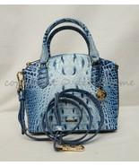 NWT Brahmin Duxie Small Satchel/Shoulder Bag in Poolside Ombre Melbourne - $229.00