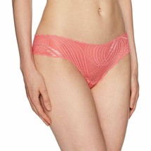 Cosabella Women's Minoa Lr Thong, Coral, One Size Fits All  - $24.74