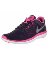 Women's Nike Flex 2016 RN Running Shoes, 830751 501 Size 6.5 Purple/Grey... - $79.95