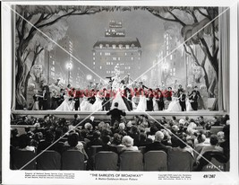 Astaire Rogers Stage Production Number Orchestra The Barkleys of Broadway Photo - $9.99