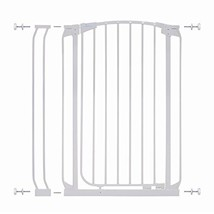"Dreambaby Chelsea Extra Tall Auto Close Security Gate w/ 3.5"" Extension"