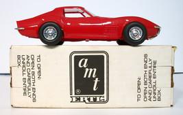 AMT ERTL DEALER PROMO MODEL 6108 - 1970 CORVETT... - $25.00