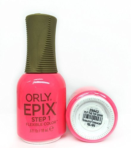Orly Epix Nail Lacquer - Pacific Coast Highway 2016 Summer Collection - Put The
