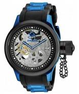 NWT Invicta Men's 17268 Blue/Black Russian Diver Mechanical Watch - $148.45