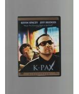 K-Pax - Widescreen - Kevin Spacey, Jeff Bridges - DVD 21553 - Universal ... - $1.27