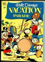 Walt Disney's Vacation Parade #2 1951-Dell-Giant edition-Mickey-Donald-Goofy-VG+ - $81.97