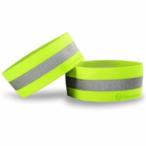 Zone Tech Safety Visible Reflective Light Arm Band Belt Strap Night Cycl... - £4.43 GBP