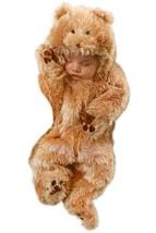 Princess Paradise Snuggle Teddy Bear Animals Infants Halloween Costume P... - $28.99