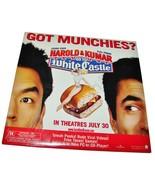 2004 HAROLD & KUMAR GO TO WHITE CASTLE Movie Promo CD for PC Songs Video... - $0.00