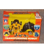 2015 Transforming Robot Radio Controlled Car New In The Box - $34.99