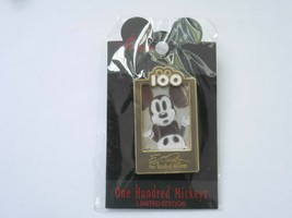 Neuf - Disney DLR One Hundred Mickeys ( mm 060) - Spooked - Broche 13262 - $179.10