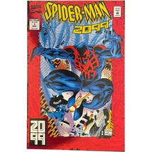 Spider-Man 2099 #1   White Pages 1992 Comic Book Red Foil Cover NM   - $89.98