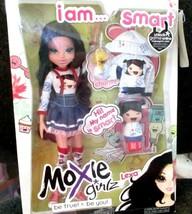 MGA Entertainment Moxie Girlz I am Smart Interactive LEXA doll Game Code... - $34.64