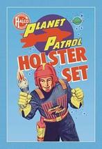 Plantet Patrol Holster Set - Art Print - $19.99+