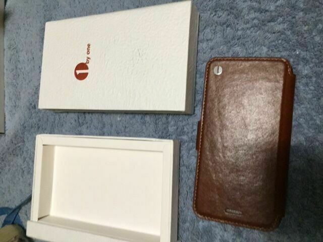 1byone  Leather Wallet Stand Folio Case with Card Slot for iPhone 6 / 6s,-BROWN