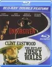 Unforgiven/Outlaw Josey Wales (Blu-Ray/Dbfe)