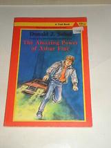 THE AMAZING POWER OF ASHUR FINE Donald J. Sobol  PB - $4.75