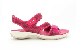 Easy Spirit Everso  Strap Sandals  Pink Women's Size US 8 Wide ()5025 - $67.85 CAD