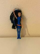 Fast Food Toy McDonald's Barbie Spy Squad Renee Mattel 2016 - $0.98