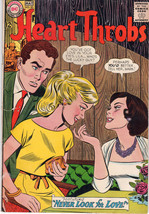 Heart Throbs #83 (Apr-May 1963, DC) Comic Book - $13.99