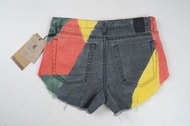 One Teaspoon Shorts Jeans Trucker Limited Ed, Size 26, USA 4, AU 8 *LAST 1* - $69.29