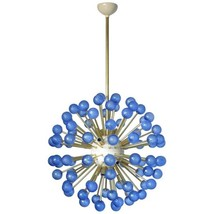 DV5513 BLUE MURANO SPUTNIK - $2,440.00