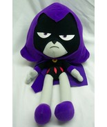 "DC Comics Teen Titans Go RAVEN 15"" Plush STUFFED ANIMAL TOY Doll - $19.80"