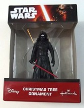 Star Wars Kylo Ren Christmas Hallmark Tree Ornament New In Box 2016 - $14.99