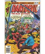 Daredevil Comic Book #136 Marvel Comics 1976 VERY GOOD+ - $7.38