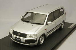 ignition model IG1643 1/18 Toyota Probox GL NCP51V Silver Resin NEW from Japan - $416.90