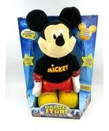 """Fisher-Price Dance Star Mickey Mouse 18"""" Walks, Talks, and Dances - NEW ... - $98.95"""