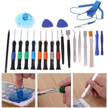 21 in 1 Smart Phone Repairing Tools Set with Anti Static Band for PC Lap... - $23.30