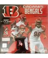 2017 Cincinnati Bengals Wall Calendar, Cincinnati Bengals by Turner Lice... - $16.82